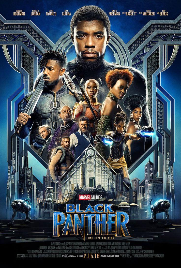 A Marvel Studios divulgou hoje um novo cartaz (no destaque) e o 2º Trailer dePantera Negra, longa do diretor Ryan Coogler protagonizado por Chadwick Boseman, que estreia no Brasil dia 15 de fevere…