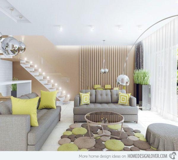 15 Interior Design Ideas Of Luxury Living Rooms