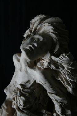 "My Poem, Camille Claudel would ask as well? ""If I Had Wings Would You Let Me Fly?"" by Camille Claudel"
