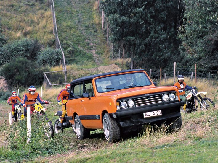 1978–80 Monteverdi Sahara (Swiss car)