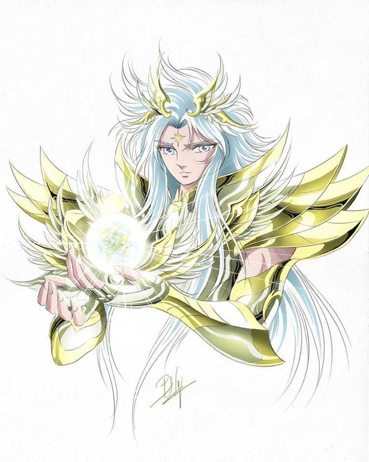 Zeus - Saint Seiya