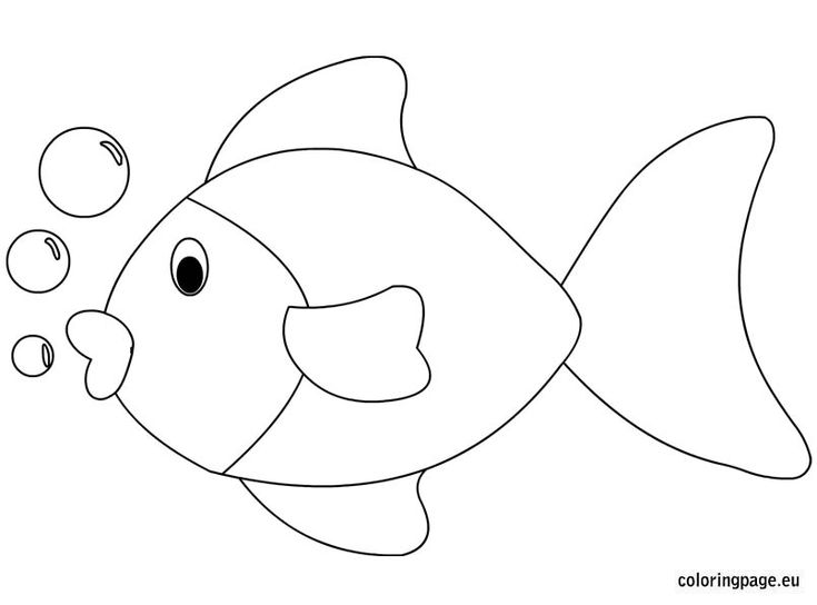 Related coloring pagesGoldfishFish coloring pageTropical