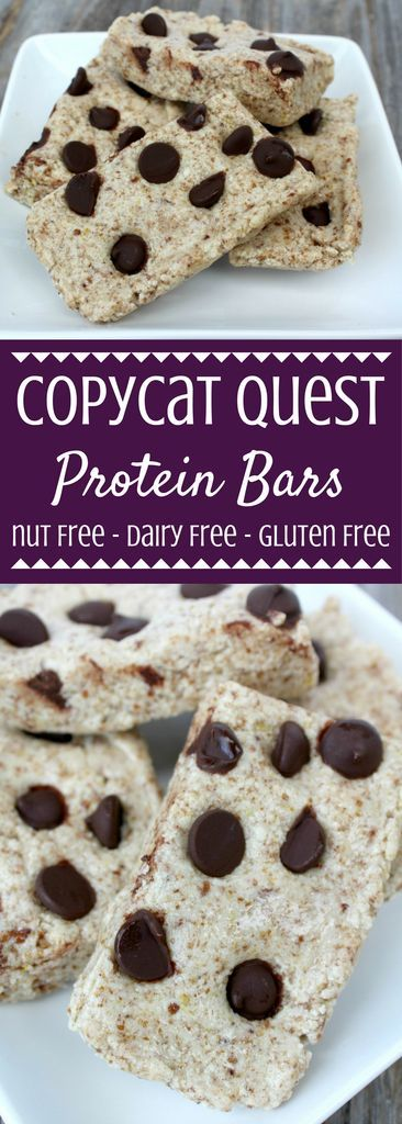 Skip the store and save money making your own healthy protein bars with this Copycat Quest Protein Bars Recipe! Great for snacks or a quick breakfast. This post is sponsored by Lucky Vitamin.