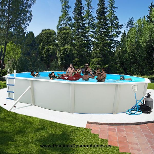 1000 images about piscinas desmontables on pinterest for Piscinas media markt