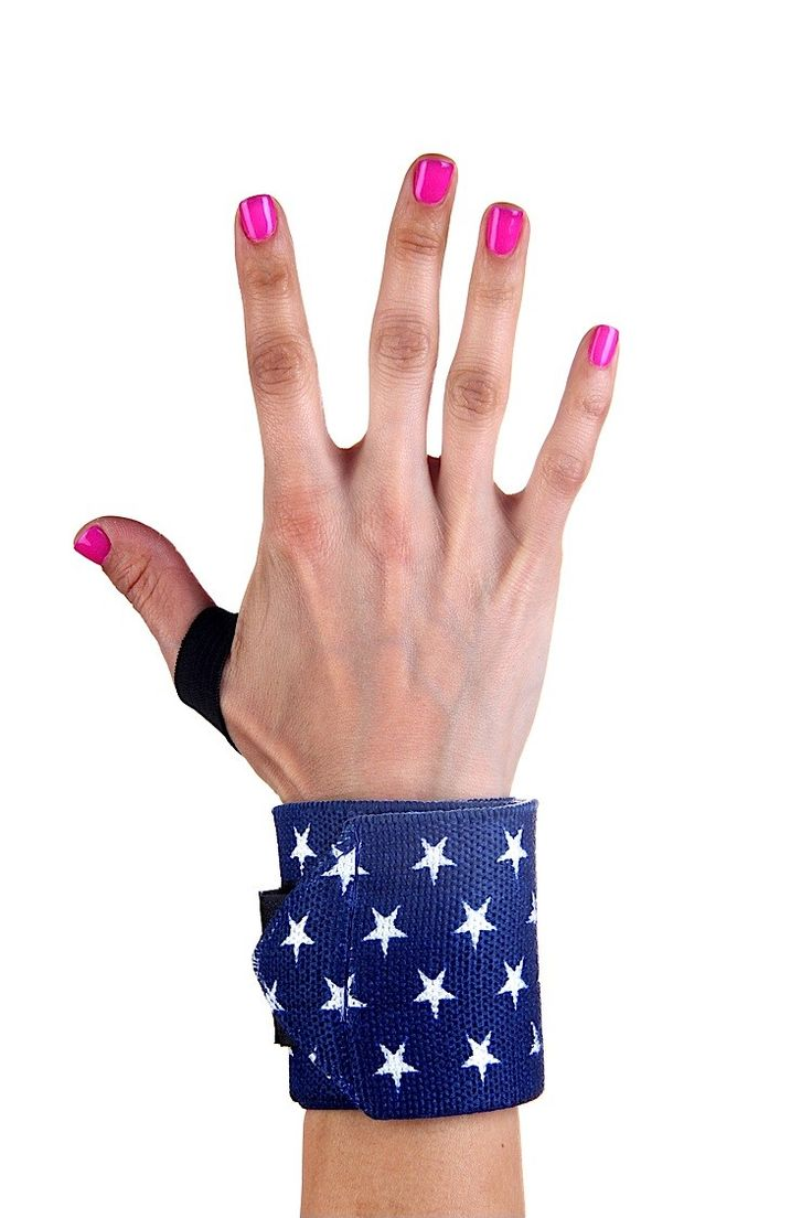 Protect your wrists from pain and fatigue in style with a pair of G-Loves Wonder Woman wrist wraps! Use them for crossfit, strength training, weightlifting, yoga, pilates, and the list goes on!!!
