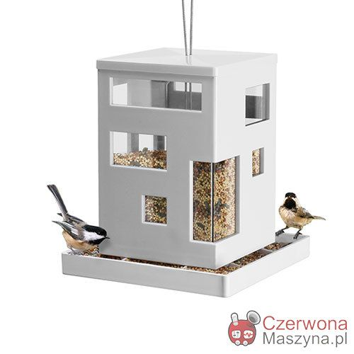Karmnik dla ptaków Umbra Bird cafe - CzerwonaMaszyna.pl