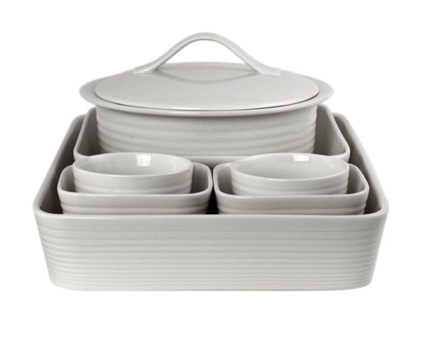 Vote to win #TKeveryday prize 7 Pc Oven to Tableware Set by Gordon Ramsey.