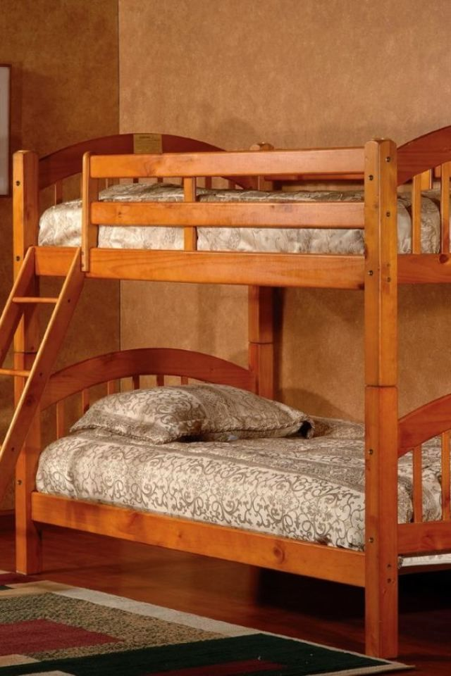 Full Size Of Bunk Beds Twin Over Futon Bunk Bed With Mattres