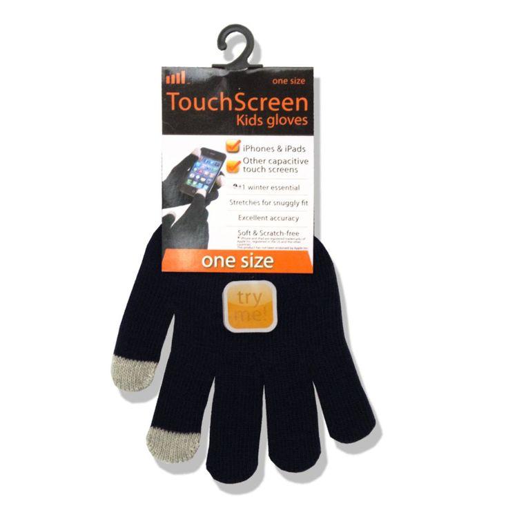 A101 - Touch Screen Gloves - Kids – School Depot NZ