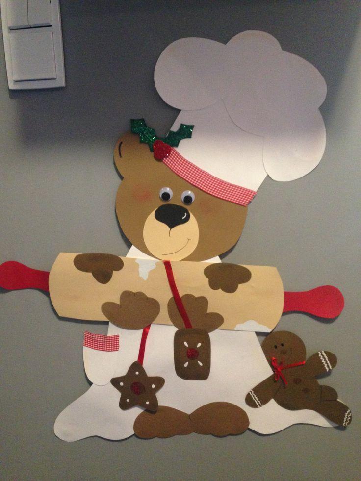 Chef bear 🐻 craft