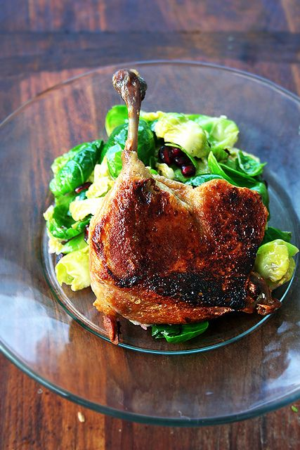 Cheaters' Duck Confit by alexandracooks #Duck_Confit #Simplified
