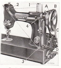 """Singer """"Featherweight"""" Sewing Machines I LOVE this, new to me, Singer Featherweight 221-1 machine!!! :)"""
