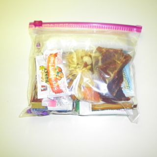 Lightweight Backpacking Food Pack