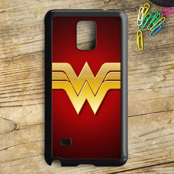 The Justice League Wonder Woman Samsung Galaxy Note 5 Case | armeyla.com