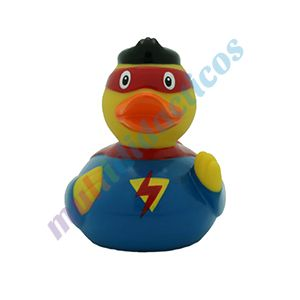 Colección #Patos de #goma #Multididacitos | Pato de goma #superman. #PatosdeGoma #juguetes