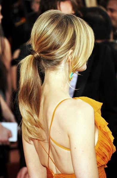 Repinned from hair by
