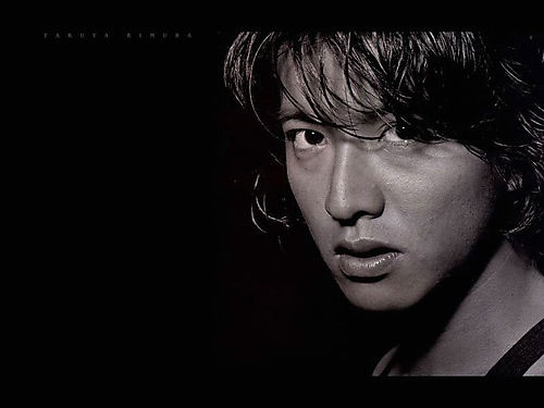 Kimura Takuya.