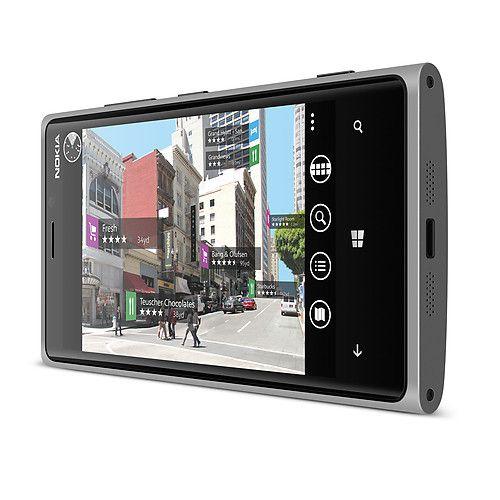 Nokia Lumia 920 Nokia City Lens
