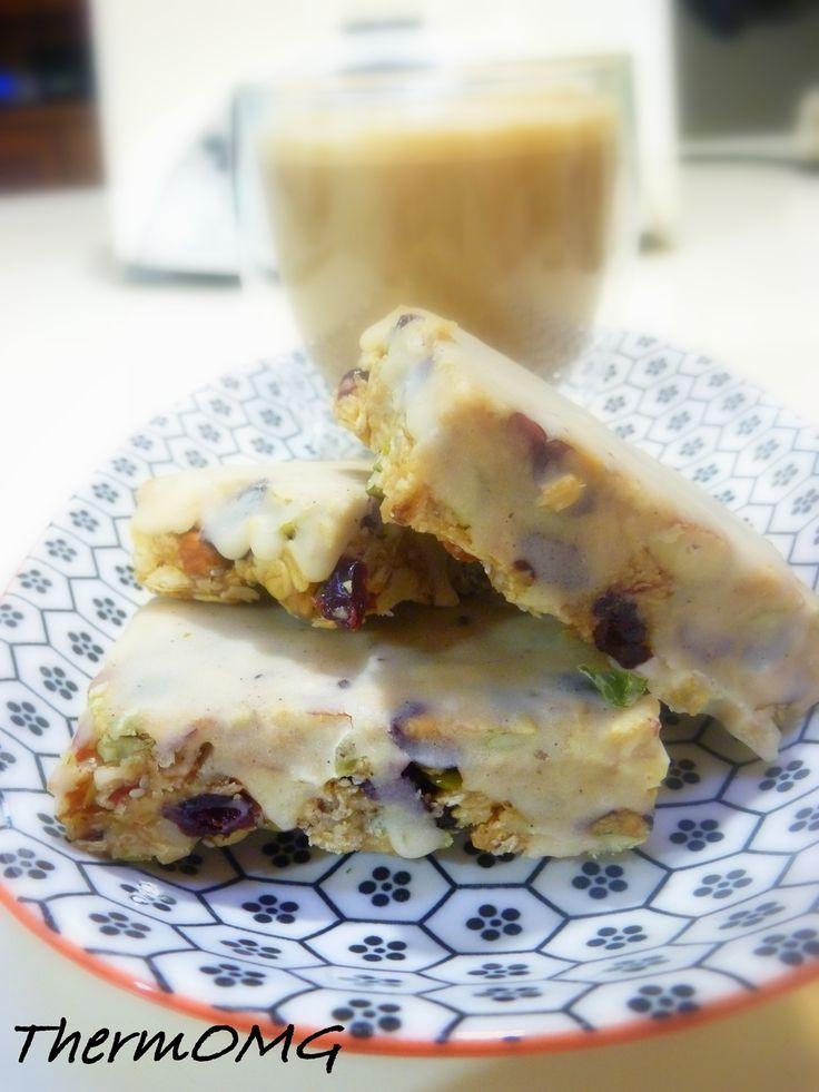 Muesli Bars with Yoghurt — ThermOMG