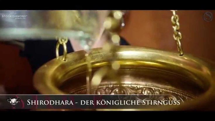 SHIRODHARA - der königliche Ayurveda Stirnguss im Hotel STOCK resort, Zi...