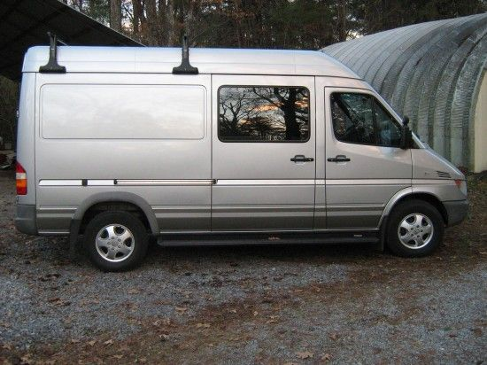 Buying a Used Sprinter Van – Top Ten Problems to Look Out For