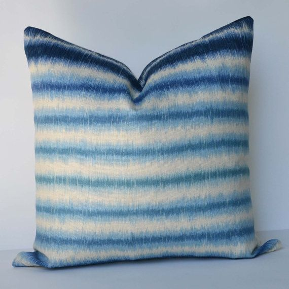Decorative Pillow 18x18'' Iman Home fabric Accent by Palaceorhut, $37.00