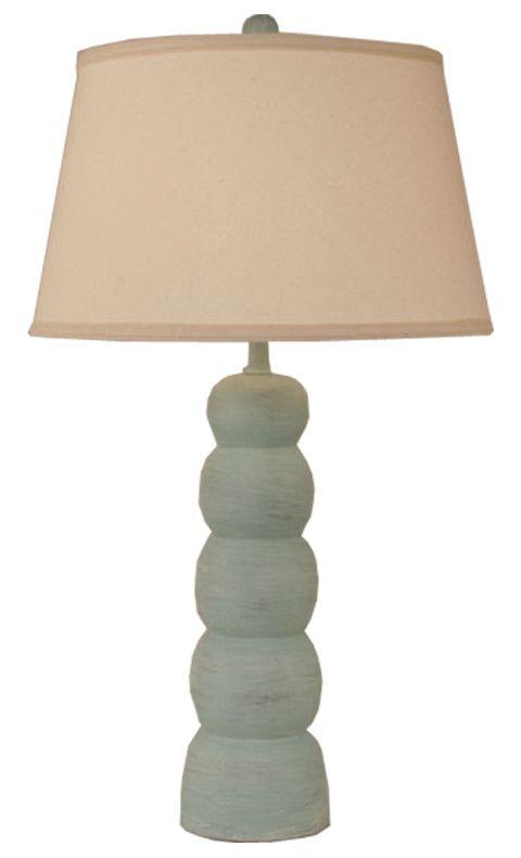 5-Ball Pot Table Lamp