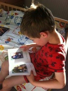 Little Stars presents….Love2read review: Personalised photo books for Fathers Day and other occasions
