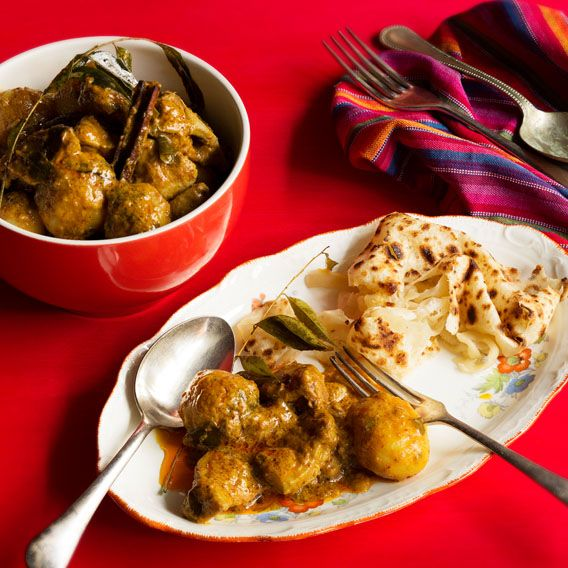 Poh's Malaysian Nyonya Chicken Curry