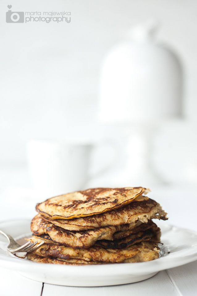 Almond Butter Pancakes + GIVEAWAY!
