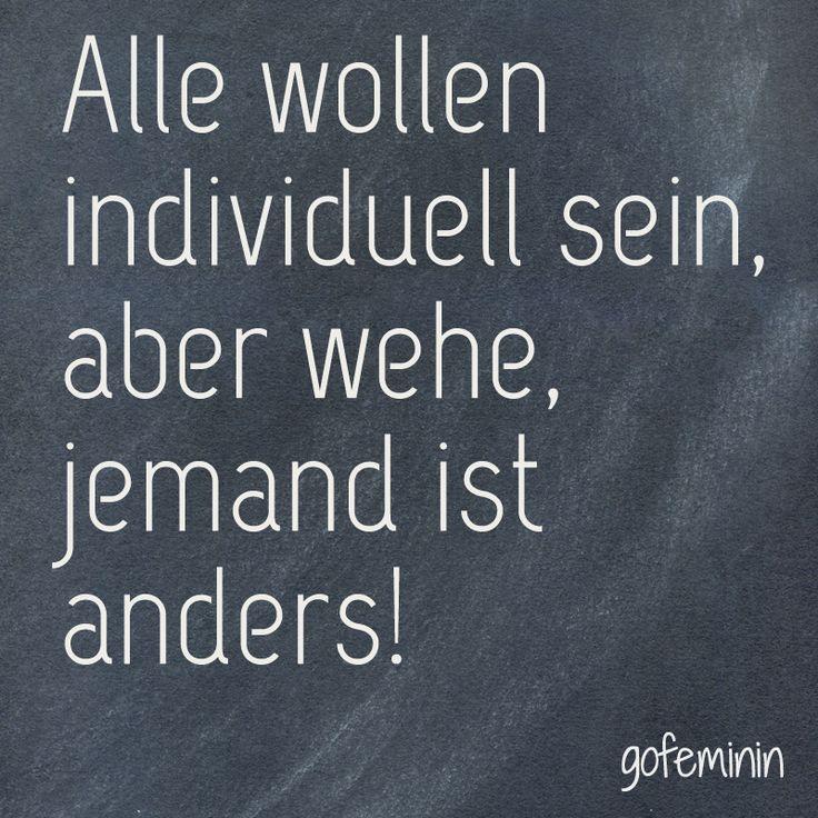 #spruch #quote #zitat #sprüche Mehr coole Sprüche gibt's bei gofeminin.de!