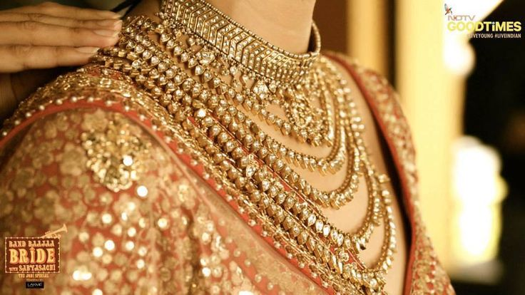 Kishandas & Co. for Sabyasachi