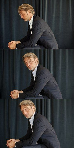 Mads Mikkelsen photo call, Michael Kolhaus, Cannes 2013