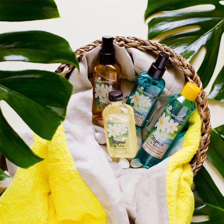 Monoï is essential for the summer! #YRSummerEssentials