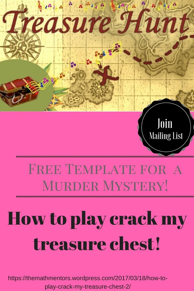 How to play crack my treasure chest| Algebra Activities|Secondary Math|Middle School Math|Math Game|Math Games 7-12|Math Teaching Ideas