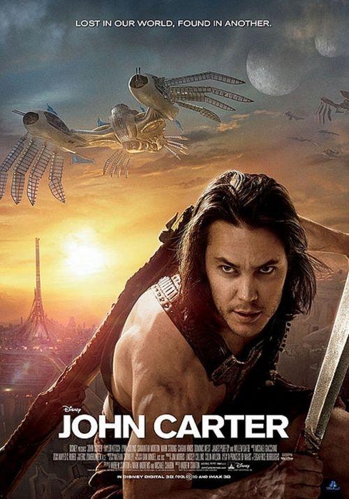 John Carter: Zwischen zwei Welten (2012) - Film …