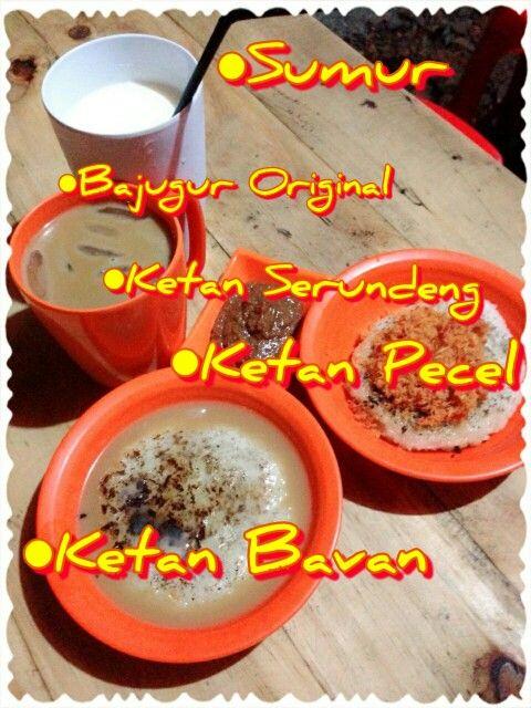 Bajigur Bandrek Two Aa Bandung