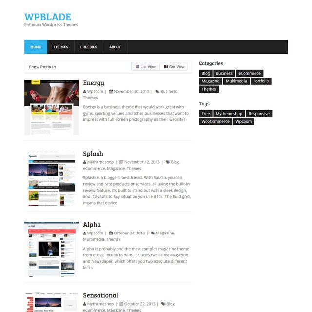 WPBlade.com Domain Name FOR SALE