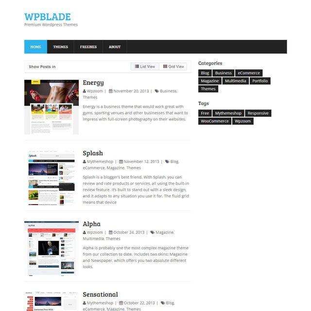 WPBlade.com Domain Name FOR SALE