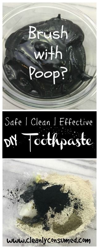 This Activated Charcoal Toothpaste make look horrid- but take a look at the benefits of the ingredients!  Still nervous?  There is a pre-made product you can buy... but why with this DIY is so easy!