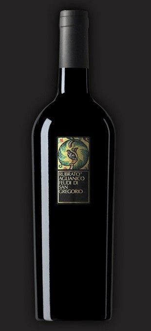 RUBRATO AGLIANICO RED WINE - FEUDI DI SAN GREGORIO In the heart of Irpinia originates Rubrato, a wine that expresses the pleasure of Aglianico in its youth.