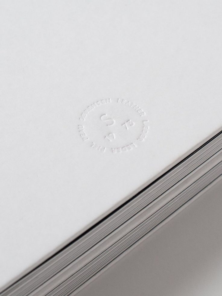 A key detail throughout our branding is this discrete stamp - with our name and the year we were established. The stamp signals our high quality leather and impeccable craftsmanship. At the same time, it harkens back to an industry tradition where artisans would sign their work with their personal stamp. Graphic concept: Jonas Bjerre-Poulsen from #NORMarchitects and Emil Andersen from #StudioC.