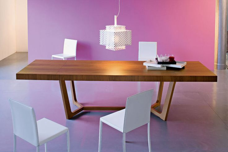 Prince table- extension Calligaris