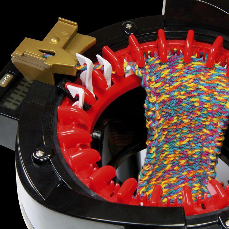 Hand Knitting Machine : Addiexpress professional strickmaschinen und