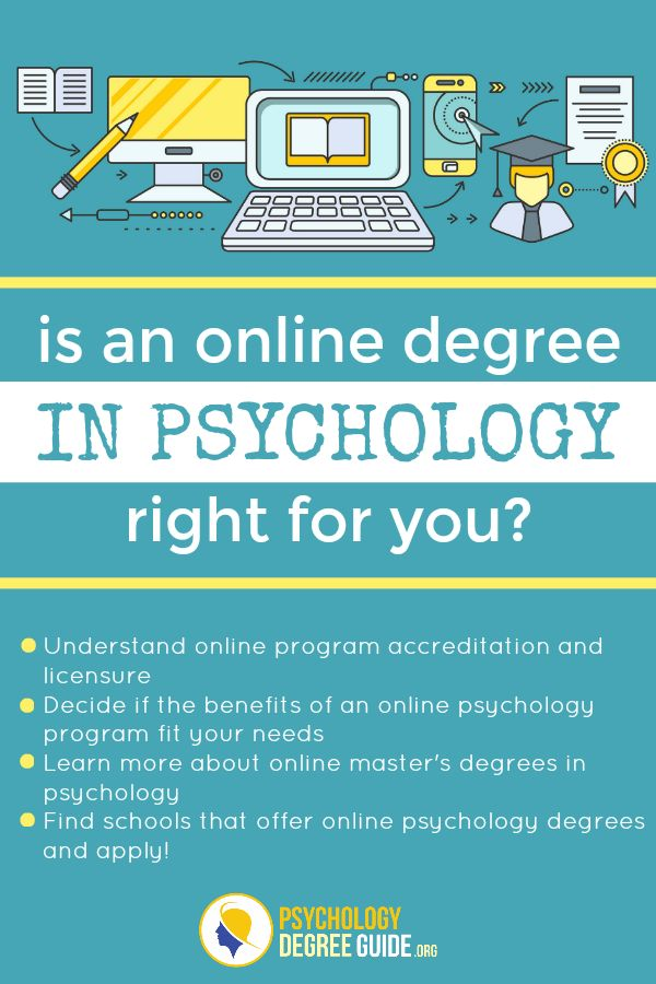 Is an online psychology degree right for you?