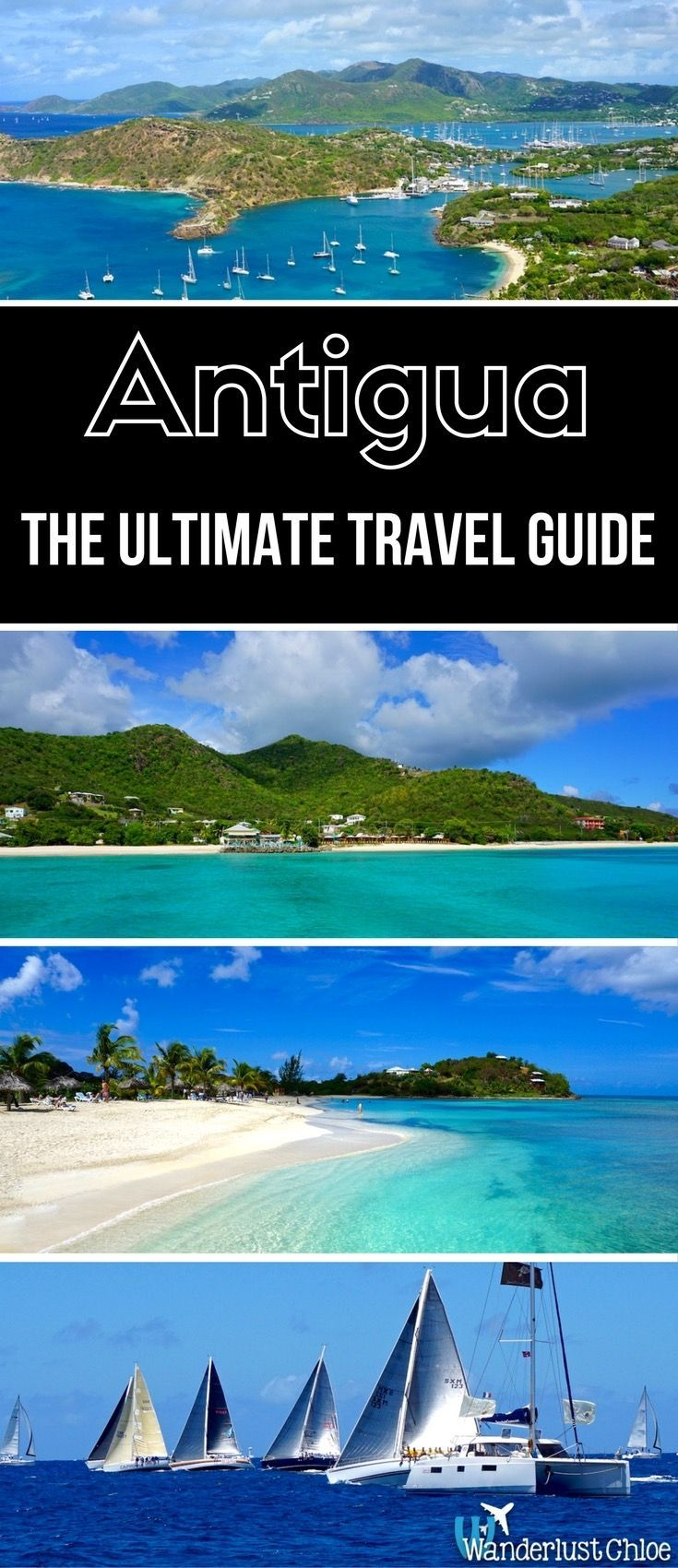 The Ultimate Antigua Travel Guide. Find out the top things to do, where to stay, where to eat and drink, and some insider information to help you plan your holiday to Antigua in the Caribbean. https://www.wanderlustchloe.com/antigua-travel-guide-caribbean/?utm_content=bufferda04a&utm_medium=social&utm_source=pinterest.com&utm_campaign=buffer: