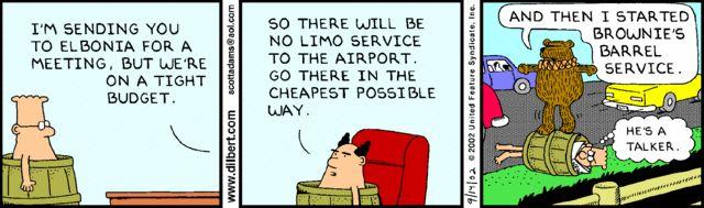 WinWorld: Dilbert Break A Day 1 |Dilbert Break