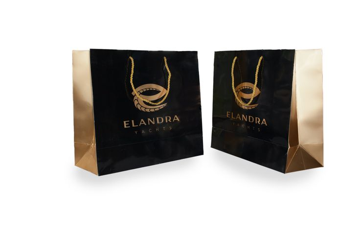 We worked with our friends at Onfire Design to create these stylish show bags for Elandra's exhibit at a recent boat show in Australia.
