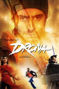 Drona (2008) Hindi Movie Online in HD - Einthusan Abhishek Bachchan,Priyanka Chopra, Kay Kay Menon, Jaya Bachchan Directed by Goldie Behl Music byDhruv Ghanekar 2008 [U] ENGLISH SUBTITLE