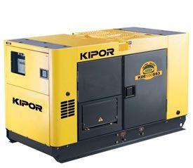 load Up (Kipor) diesel generator type KDE 30 SS3 (RESTPARTIJ) OP=OP